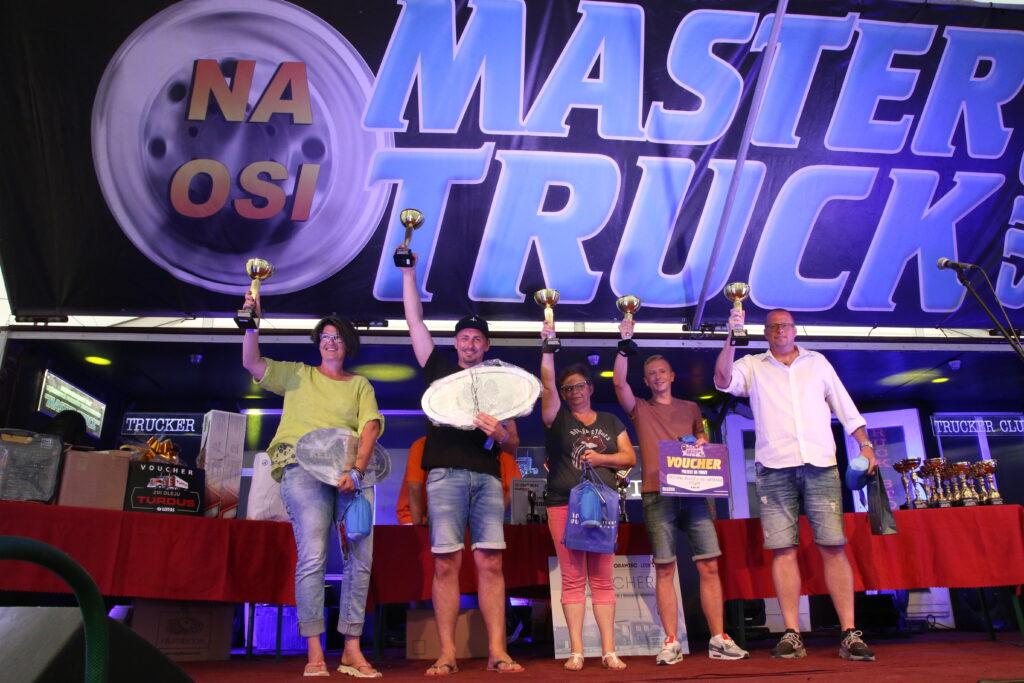 Master Truck show 2021 Krzysztof Świderski